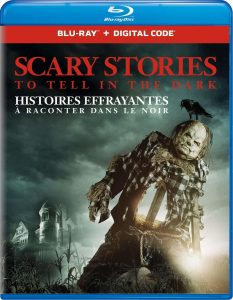 Scary Stories to Tell in the Dark affiche film