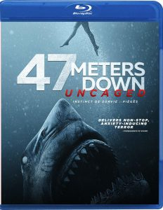 47 Meters Down: Uncaged affiche film