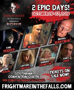 Frightmare in the Falls 2019