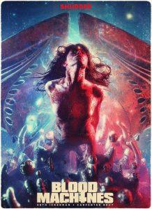 Blood Machines affiche film
