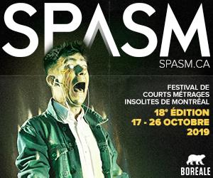 SPASM: Festival de courts métrages insolites de Montréal