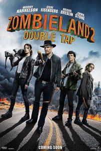 Zombieland double tap affiche film