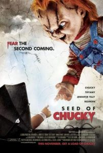 Seed of Chucky affiche film