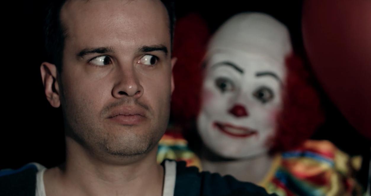 L'Attaque des clowns film
