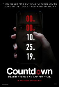 Countdown affiche film
