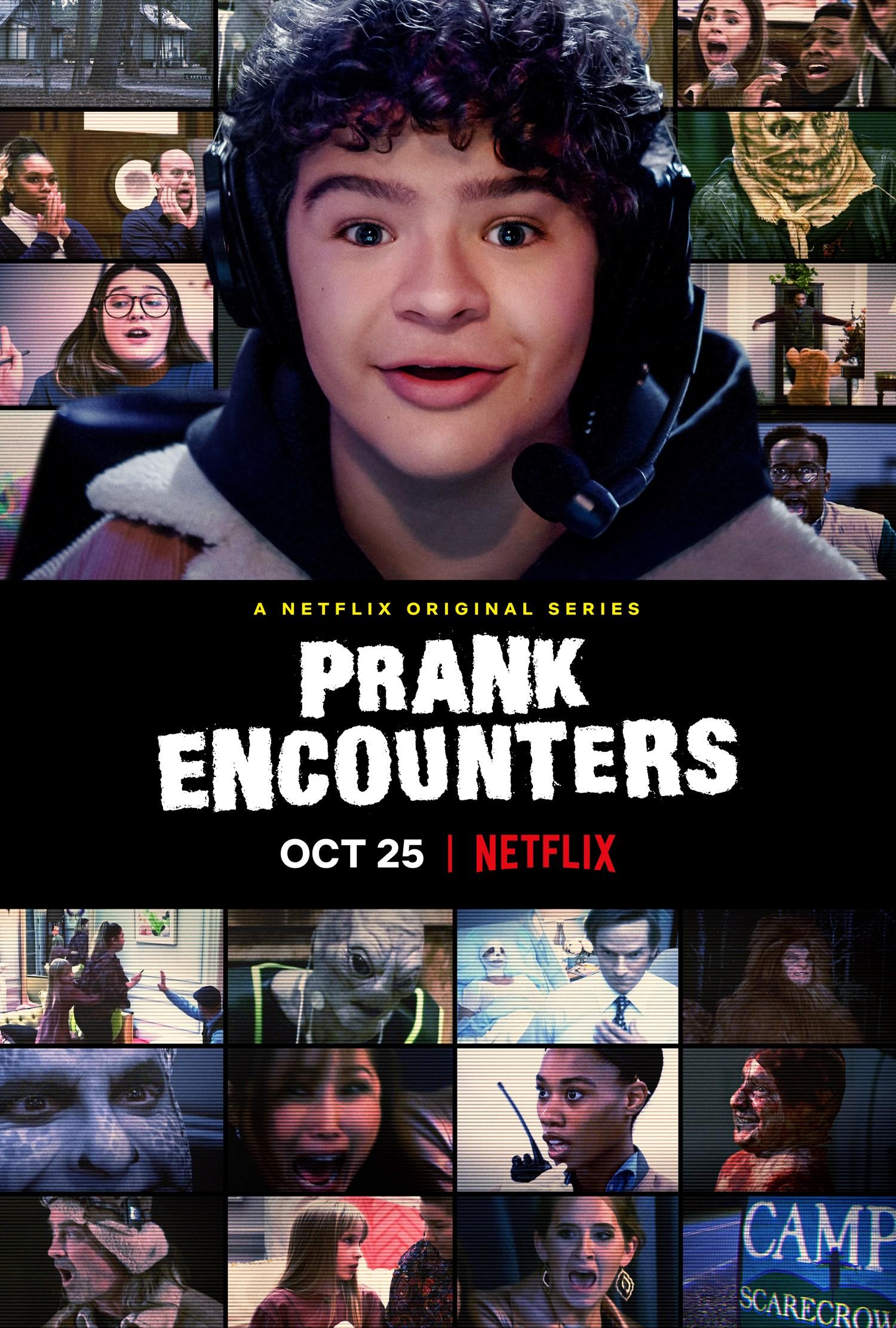 Prank Encounters Netflix affiche