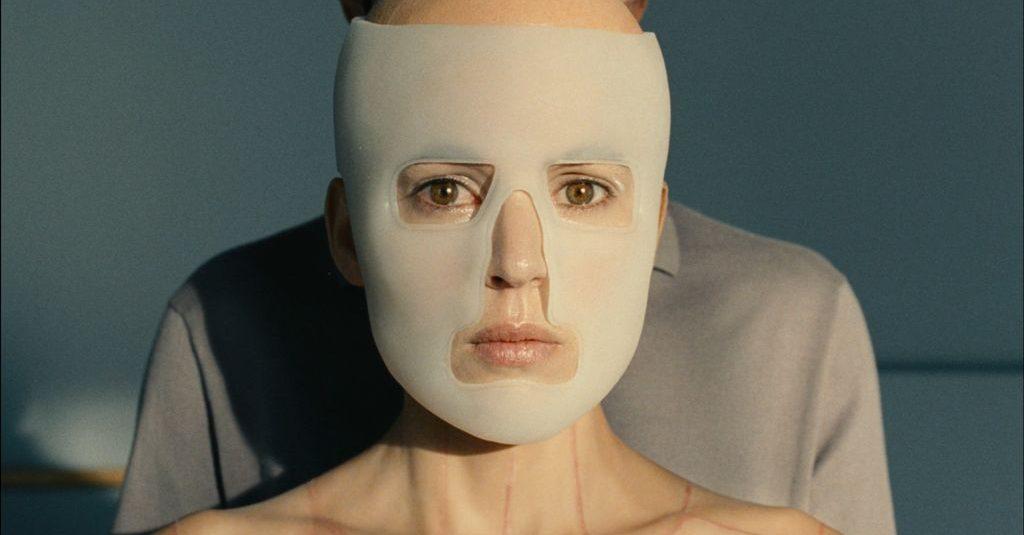 The Skin I live in image film