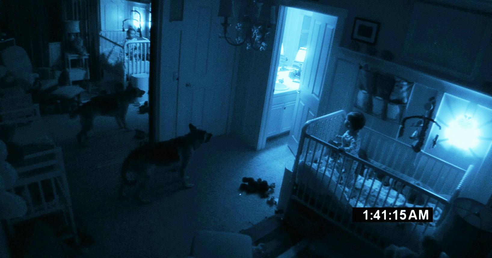 Paranormal Activity 2 image film