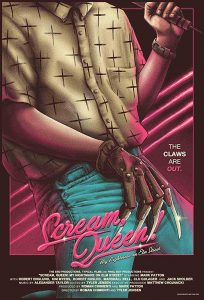 Scream, Queen! My Nightmare on Elm Street Affiche film