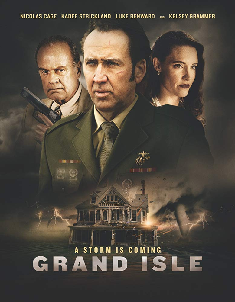 Grand Isle affiche film