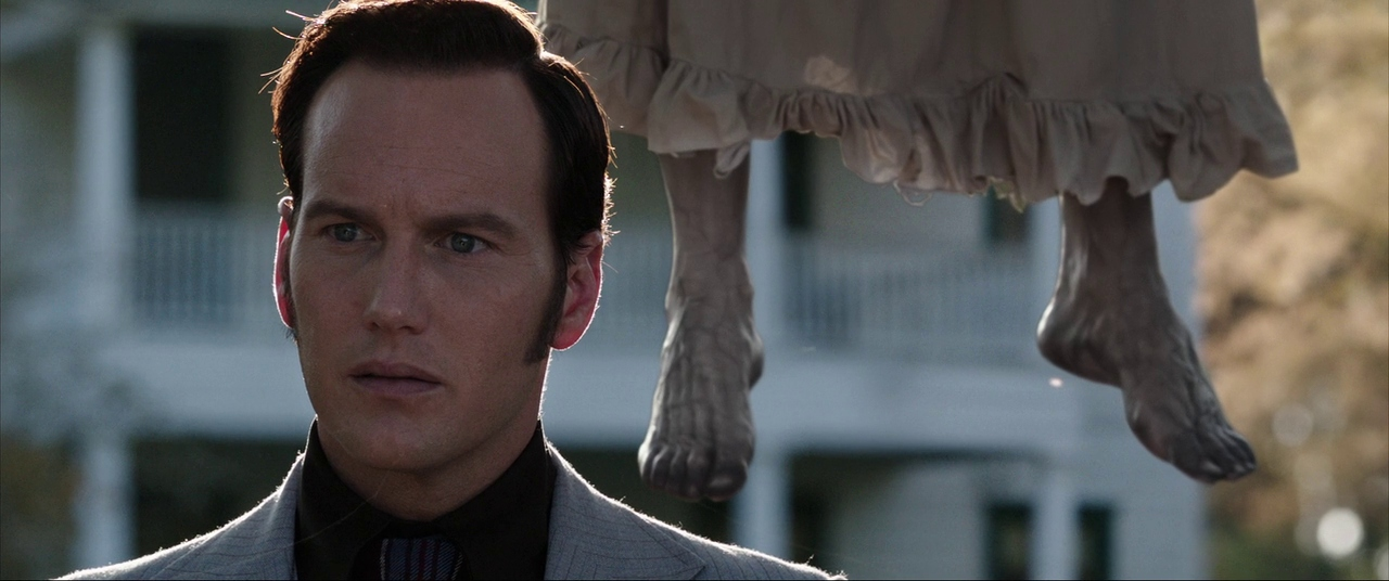 The Conjuring image film