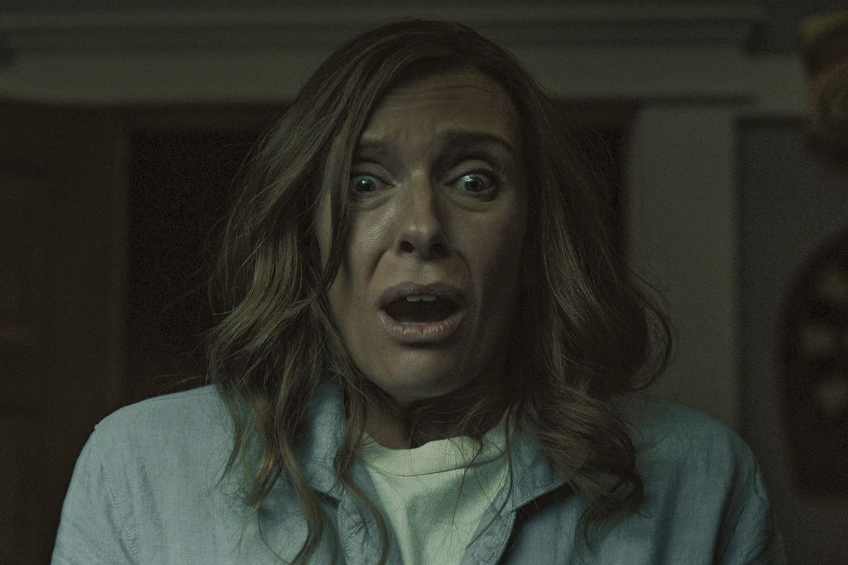 Hereditary image film