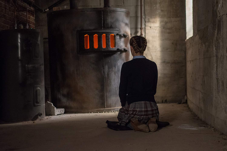 The Blackcoat's daughter image film