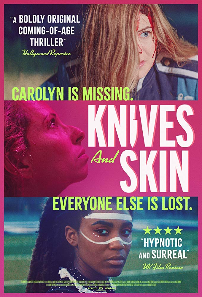 Knives and Skin affiche film