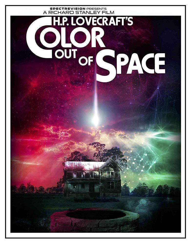Color Out of Space affiche film