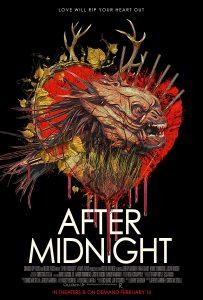 After Midnight affiche film