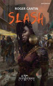 Slash roman couverture livre