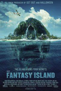 Fantasy island affiche film
