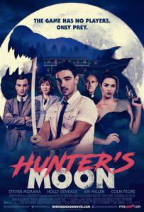 Hunter's Moon affiche film