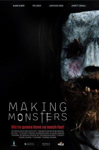 Making Monsters affiche