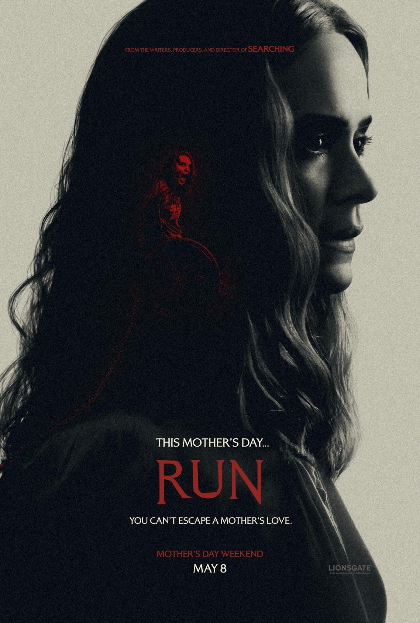 Run 2020 affiche film