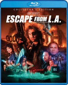 Escape from L.A. Collector's Edtition 1996 affiche film