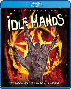 Idle Hands Collector's Edition 1999 affiche film
