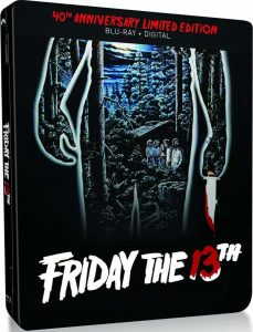 Fridat the 13th 40th anniversary edition affiche film