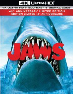 Jaws 4K affiche film