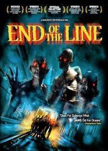 Enf od the line affiche film