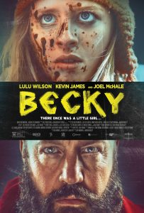 Becky affiche film
