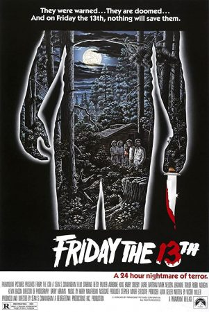 Friday the 13th affiche film