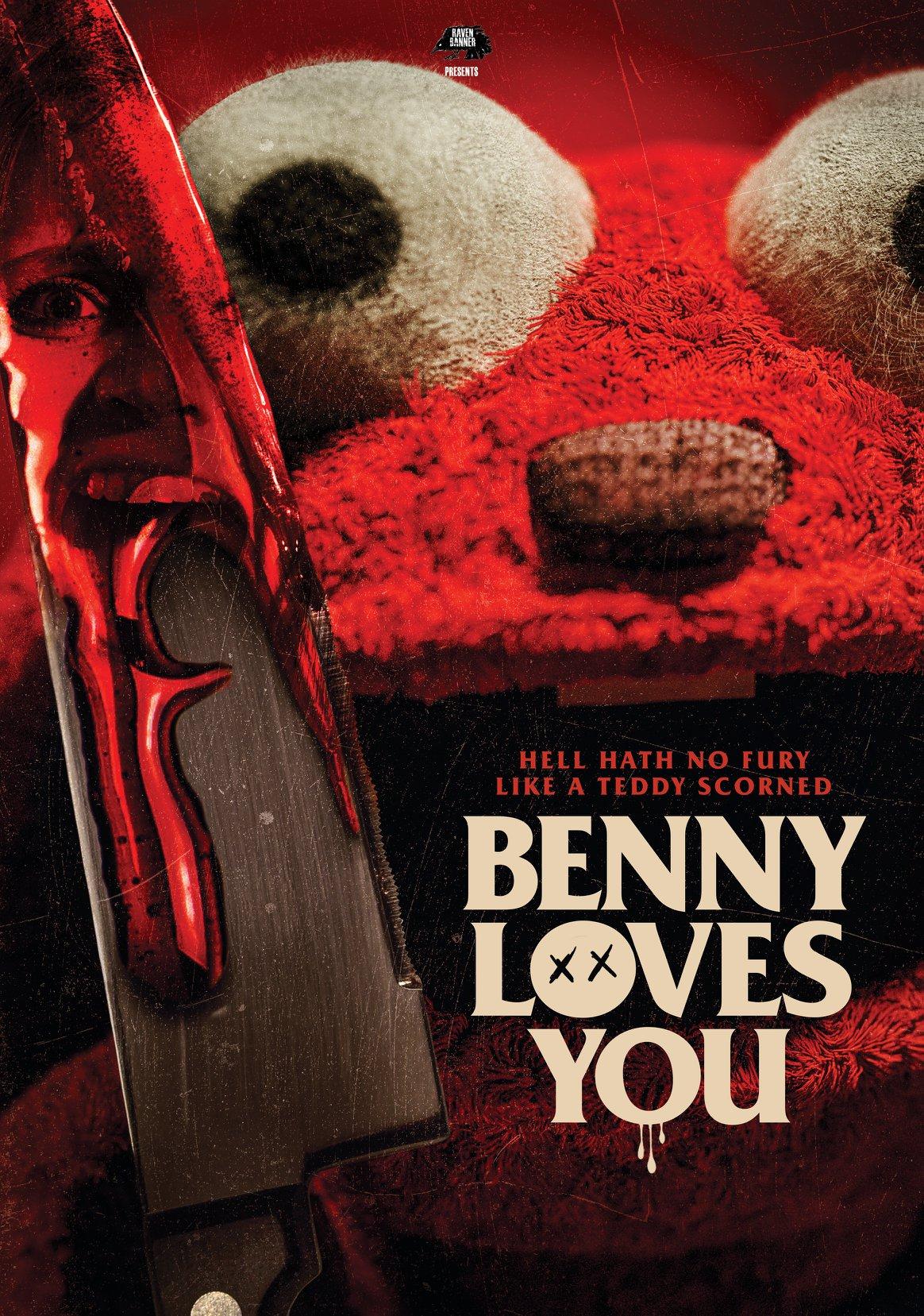 Benny Loves You affiche film