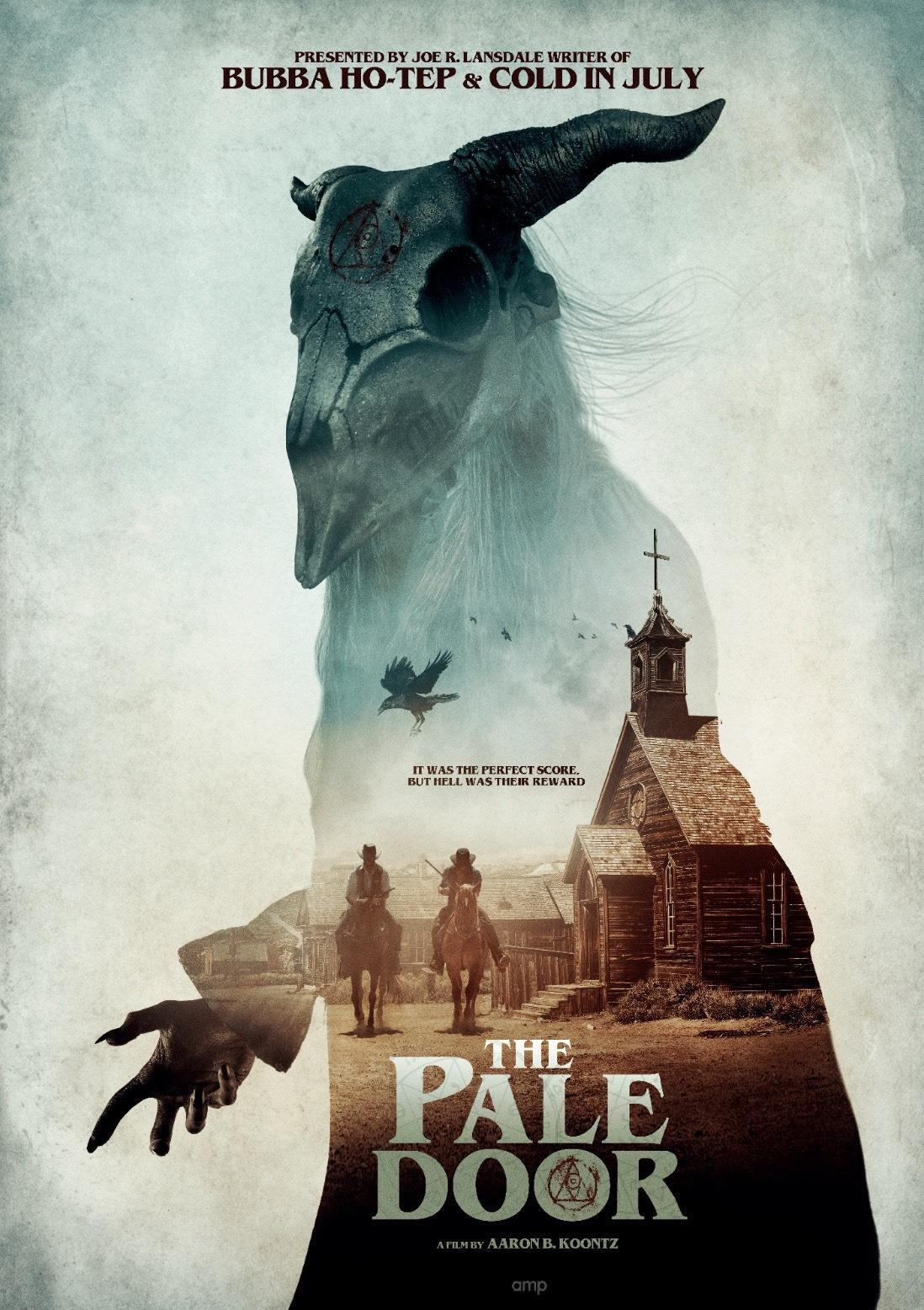 The Pale Door affiche film
