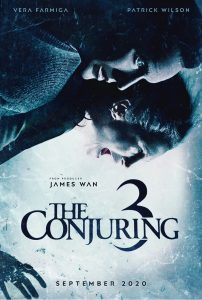 The Conjuring 3 affiche film