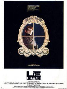 The Tenant affiche film locataire