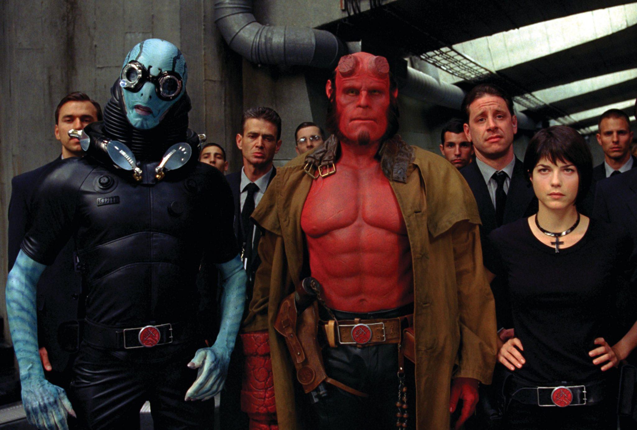 Hellboy image film