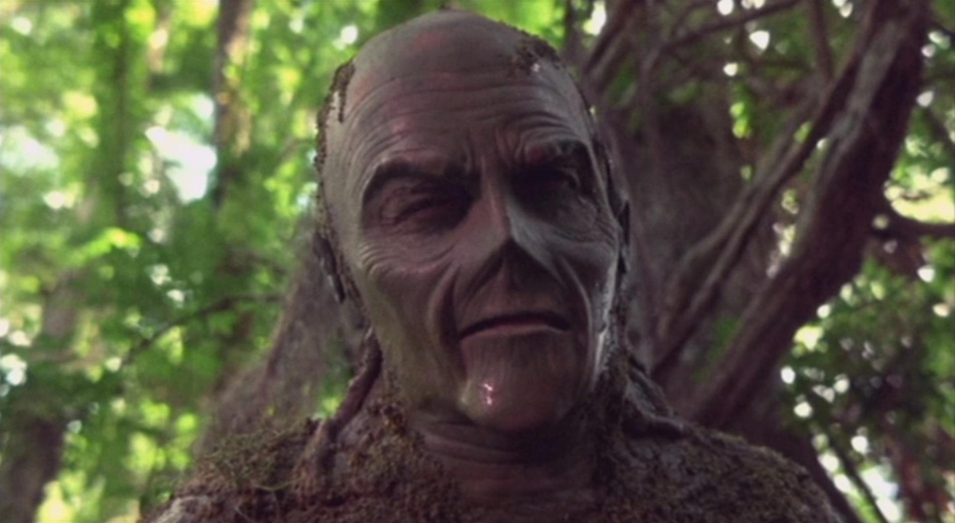 Swamp Thing image film