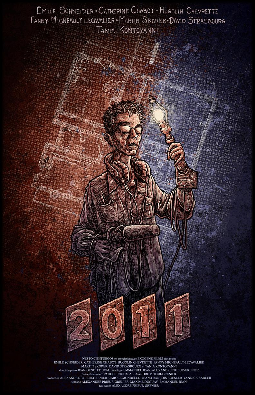 2011 affiche film