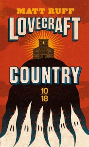 Lovecraft Country couverture livre