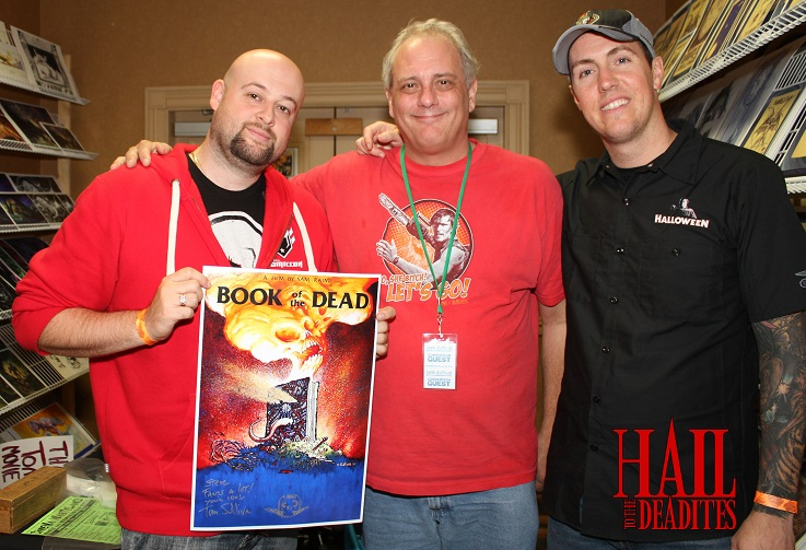 Hail to the deadites image film