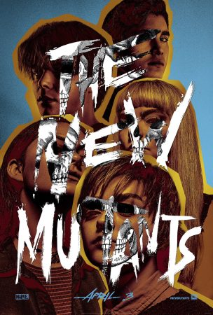 The new mutants affiche film