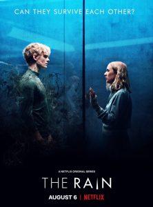 The Rain saison 3 affiche série