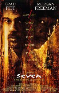 Seven affiche film