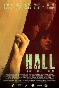 Hall affiche film