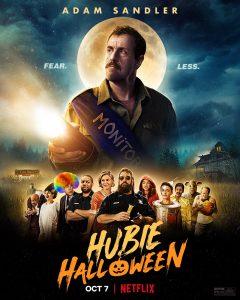 Hubie Halloween affiche film