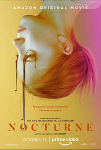 Welcome to the Blumhouse Nocturne affiche film