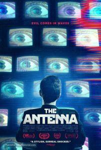 The antenna affiche film
