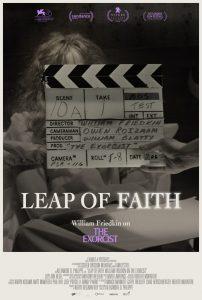 Leap of faith affiche film
