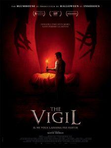 The Vigil affiche film